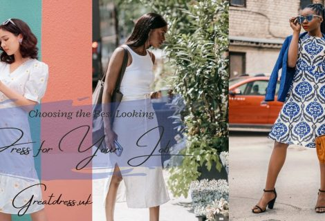 Choosing the Best Looking Dress for Your Job