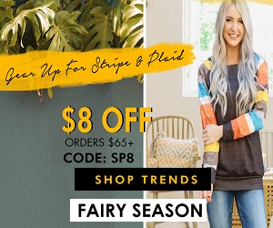 Online Clothes Shopping is easy at Fairy Season