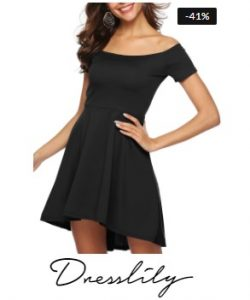 Finding Discount for Dresses - Get your discounts and buy your dresses at Dresslily.com