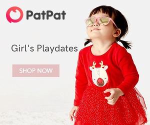 Shop your kids clothes at Patpat.com