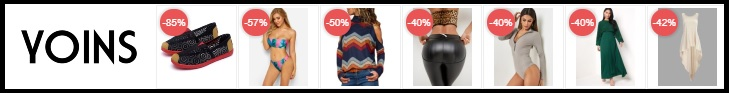 Buy your dresses at Yoins.com