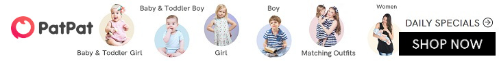 Shop your baby and kids clothes at PatPat.com