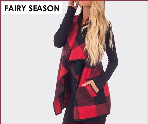 Shop your outfit online at FairySeason.com