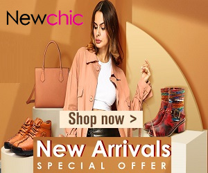 Shop with discounted prices at Newchic.com