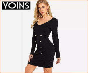 Shop high quality fashion dresses at Yoins.com