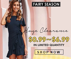 Shop your fashion outfit online at Fairy Season