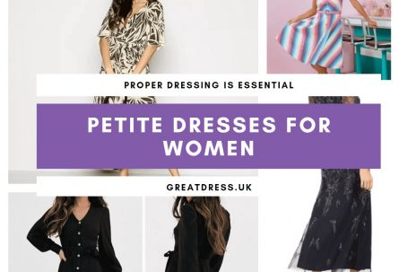Petite Dresses For Women