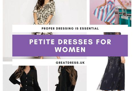 Petite Dresses For Women