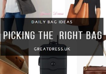 Picking The Right Bag