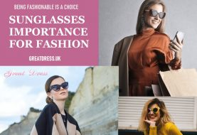 Sunglasses Importance For Fashion