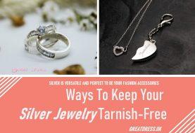 Ways To Keep Your Silver Jewelry Tarnish-Free