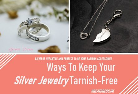 Ways To Keep Your Silver Jewelry Tarnish-Free