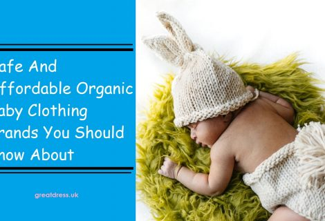 Safe And Affordable Organic Baby Clothing Brands You Should Know About