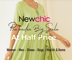 Shop everything you need for fashion at NewChic.com