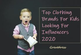 Top Clothing Brands For Kids Looking For Influencers 2020