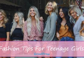 Fashion Tips For Teenage Girls