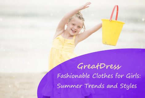 Fashionable Clothes for Girls: Summer Trends and Styles