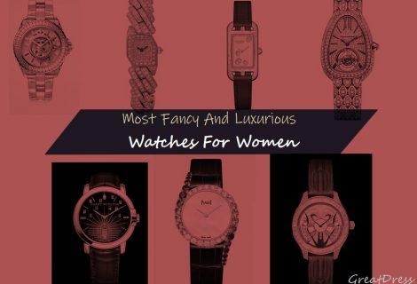 Most Fancy And Luxurious Watches For Women