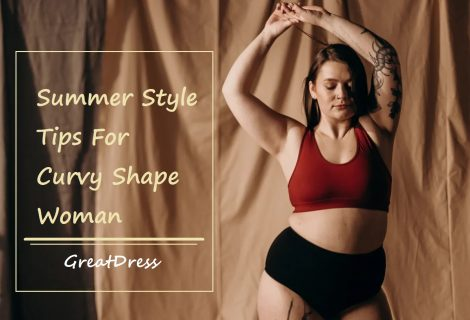 Summer Style Tips For Curvy Shape Woman