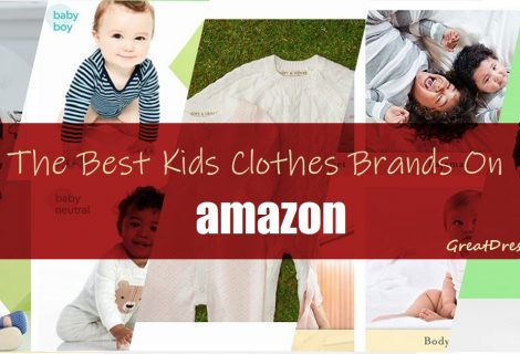 The Best Kids Clothes Brands On Amazon