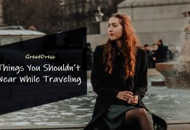 Things You Shouldn't Wear While Traveling