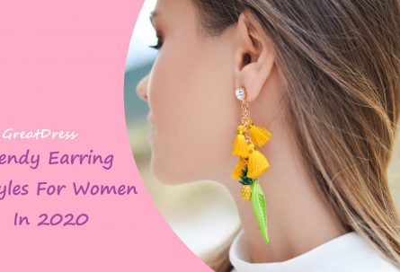Trendy Earring Styles For Women In 2020