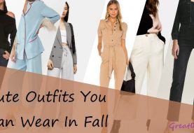 Cute Outfits You Can Wear In Fall