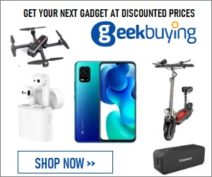 Geekbuying offers Safe and Easy Shopping