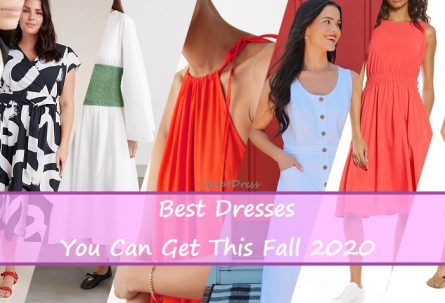 Best Dresses You Can Get This Fall 2020