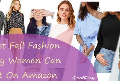 Women Fall Fashion to Buy on Amazon