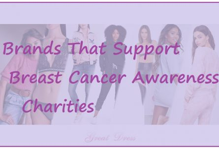Brands That Support Breast Cancer Awareness Charities