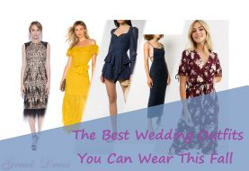 The Best Wedding Outfits You Can Wear This Fall