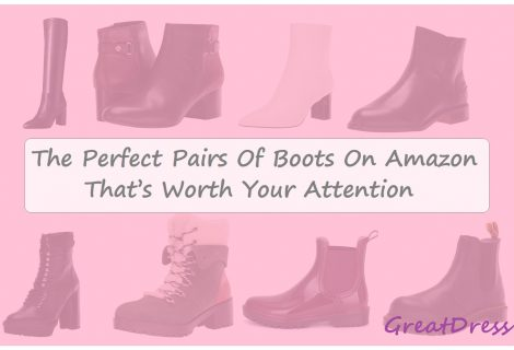The Perfect Pair Of Boots On Amazon That's Worth Your Attention
