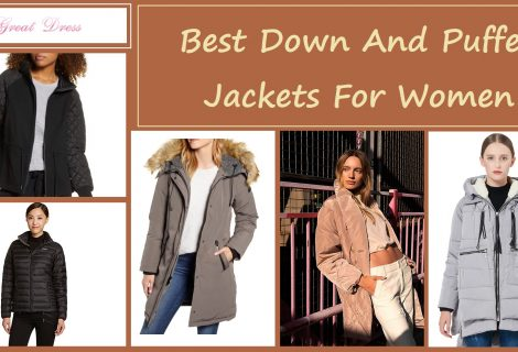 Best Down And Puffer Jackets For Women