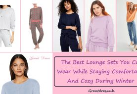 The Best Lounge Sets You Can Wear While Staying Comfortable And Cozy During Winter