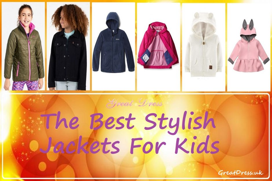 The Best Stylish Jackets For Kids