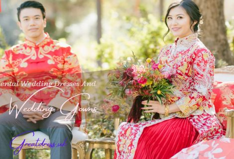Oriental Wedding Dresses And Wedding Gowns