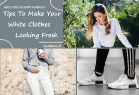Tips To Make Your White Clothes Looking Fresh