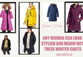 Any Woman Can Look Stylish And Warm With These Winter Coats