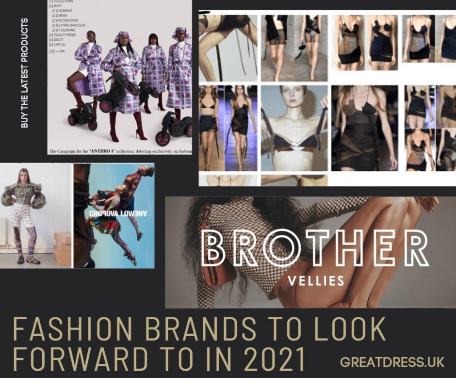 Fashion Brands To Look Forward To In 2021